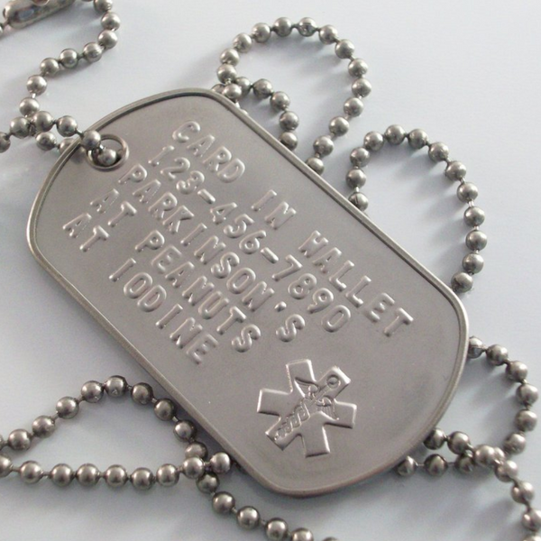 Top 4 Ideas for Metal Dog Tag Uses