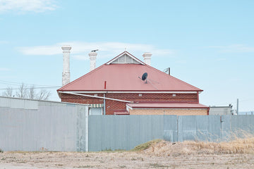 Old House, Port Adelaide, South Australia,  LTD | Christian Fletcher Photo Images | Landscape Photography Australia