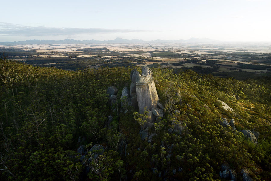 Castle Rock, Porongurup Ranges, Western Australia | Christian Fletcher Photo Images | Landscape Photography Australia