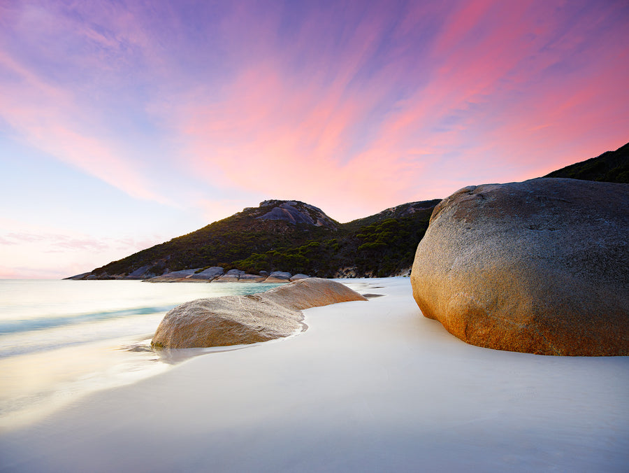 Little Beach, Two Peoples Bay Nature Reserve, Western Australia,  LTD | Christian Fletcher Photo Images | Landscape Photography Australia