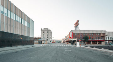 Streetscape, Alko, Nevada, USA, LTD | Christian Fletcher Photo Images | Landscape Photography Australia