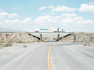 Overpass, Nevada, USA,  LTD | Christian Fletcher Photo Images | Landscape Photography Australia