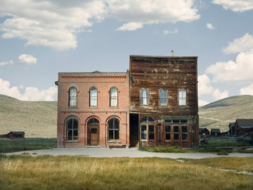 Old Building, Bodie Ghost Town, California, USA,  LTD | Christian Fletcher Photo Images | Landscape Photography Australia