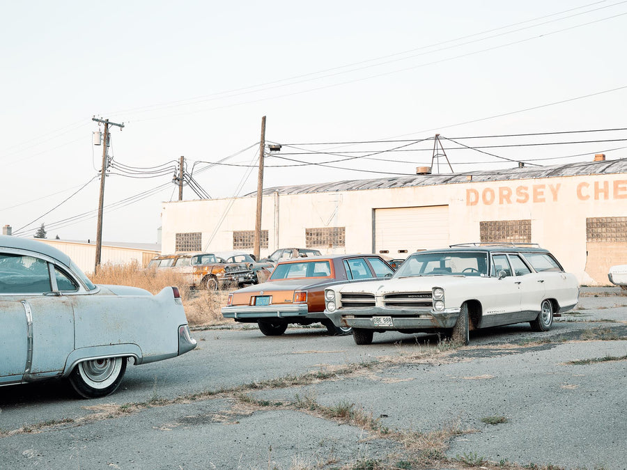 Dorsey Chevrolet, Idaho, USA,  LTD | Christian Fletcher Photo Images | Landscape Photography Australia