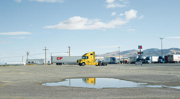 Rest Stop, Nevada, USA, LTD | Christian Fletcher Photo Images | Landscape Photography Australia