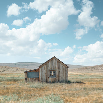 Old Hut, Bodie, California, USA, LTD | Christian Fletcher Photo Images | Landscape Photography Australia