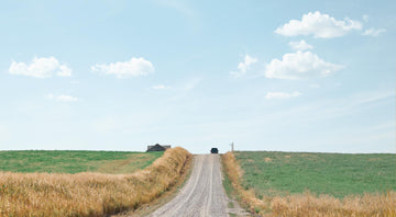 Country Road, Idaho, USA, LTD | Christian Fletcher Photo Images | Landscape Photography Australia