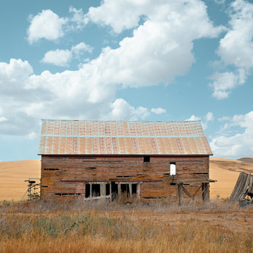 Old Barn, The Palouse, Washington, USA, LTD | Christian Fletcher Photo Images | Landscape Photography Australia
