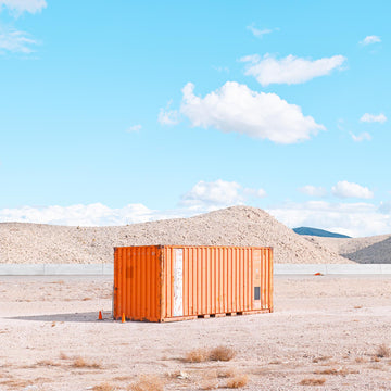 Sea Container, Las Vegas, Nevada USA, LTD | Christian Fletcher Photo Images | Landscape Photography Australia
