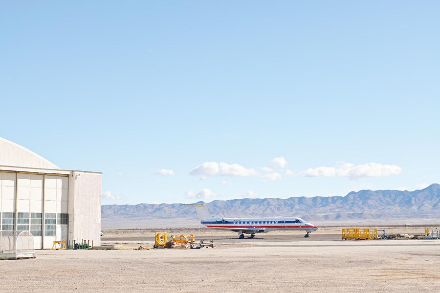 Kingman Airport, Nevada, USA  LTD | Christian Fletcher Photo Images | Landscape Photography Australia