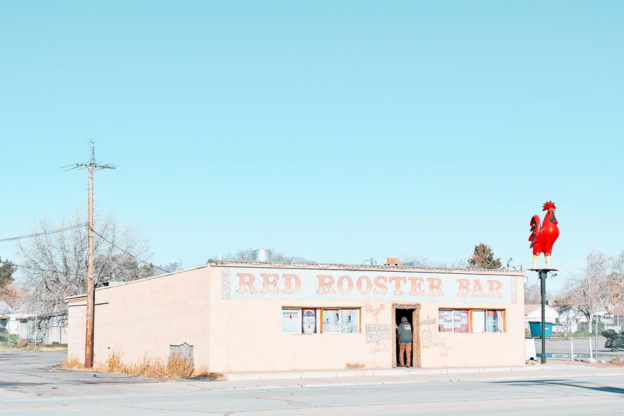 Red Rooster Bar, Overton, Nevada, USA  LTD | Christian Fletcher Photo Images | Landscape Photography Australia