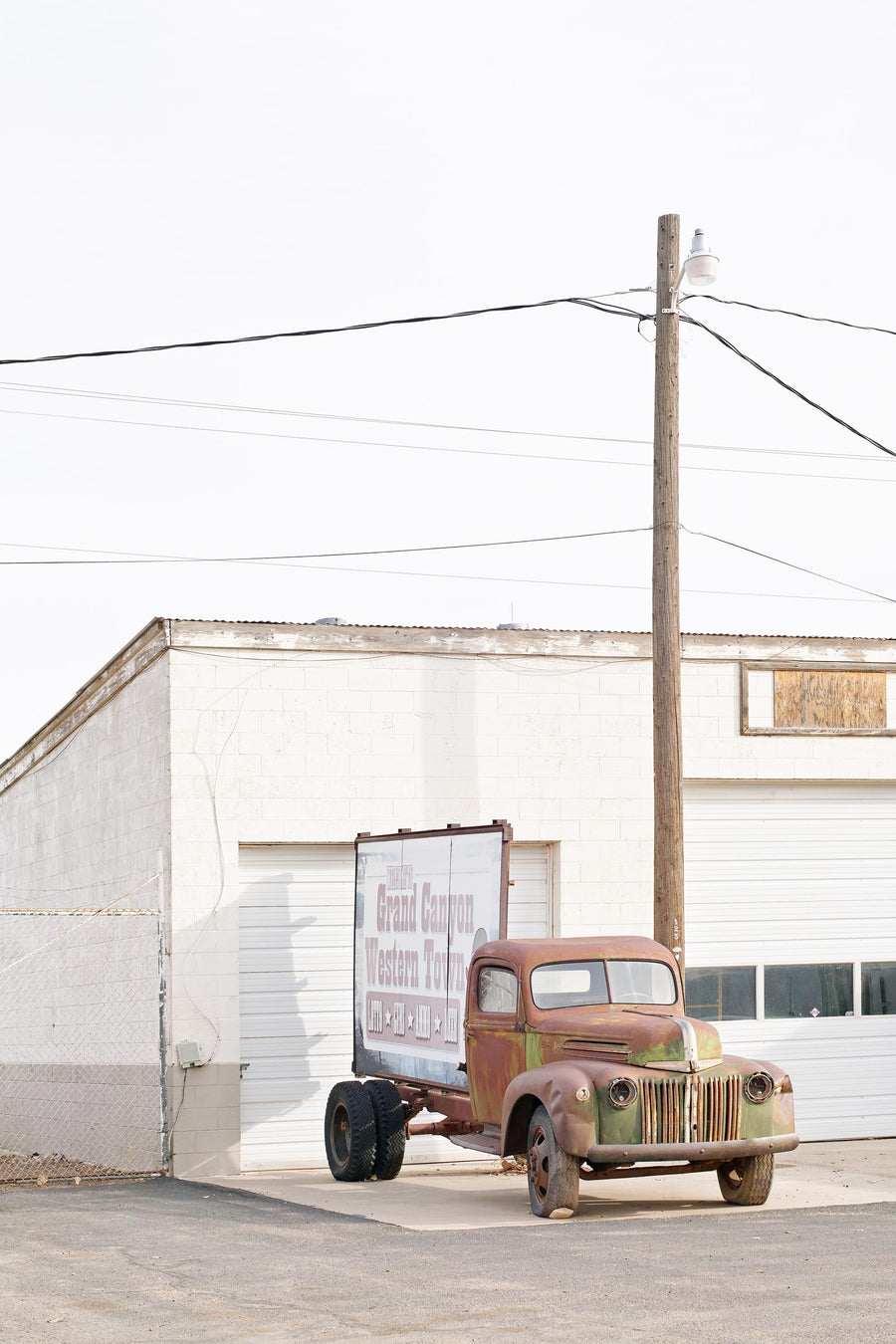 Old Truck, Fredonia,  Arizona, USA  LTD | Christian Fletcher Photo Images | Landscape Photography Australia