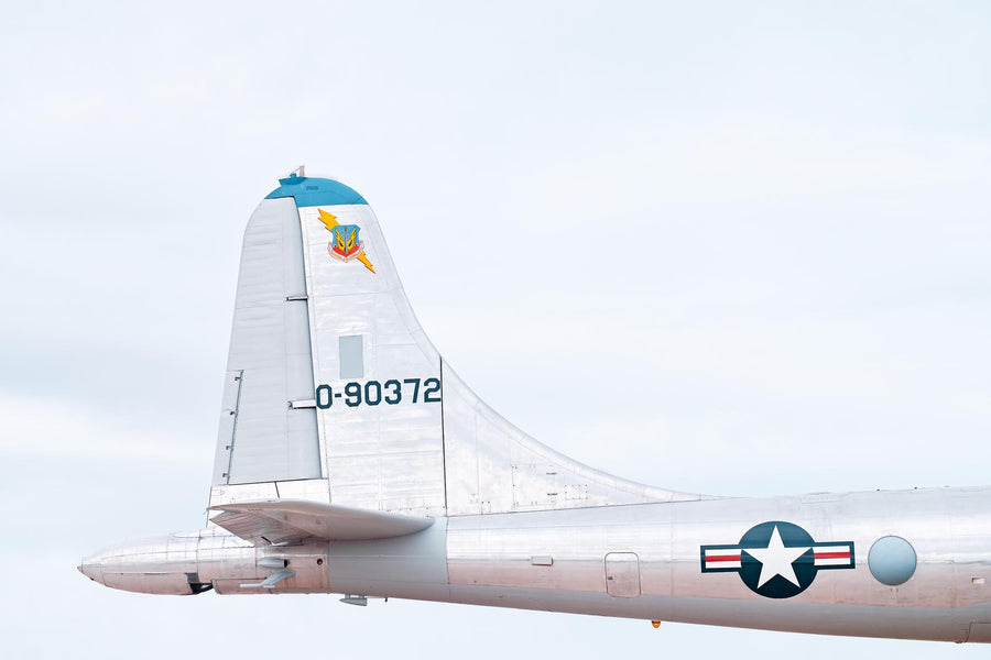 Boeing KB-50J Superfortress, Tucson, Arizona, USA | Christian Fletcher Photo Images | Landscape Photography Australia