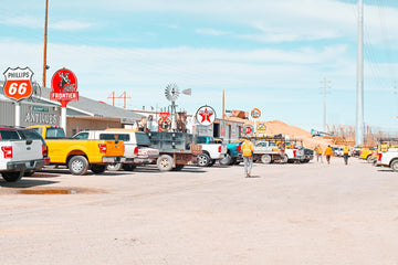 Kramer Junction, California, USA  LTD | Christian Fletcher Photo Images | Landscape Photography Australia