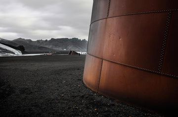 Deception Island, Antarctica | Christian Fletcher Photo Images | Landscape Photography Australia
