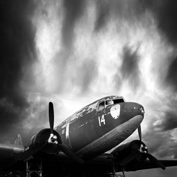 Douglas C-47 Dakota | Christian Fletcher Photo Images | Landscape Photography Australia