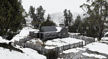 Mount Kate Hut, Cradle Mountain, Tasmania | Christian Fletcher Photo Images | Landscape Photography Australia