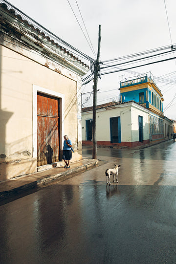 Street Scene, Cuba | Christian Fletcher Photo Images | Landscape Photography Australia