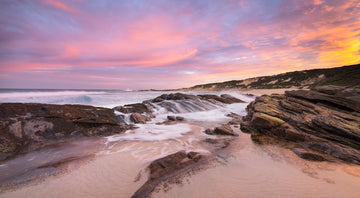 Honeycombs Beach, South Western Australia
