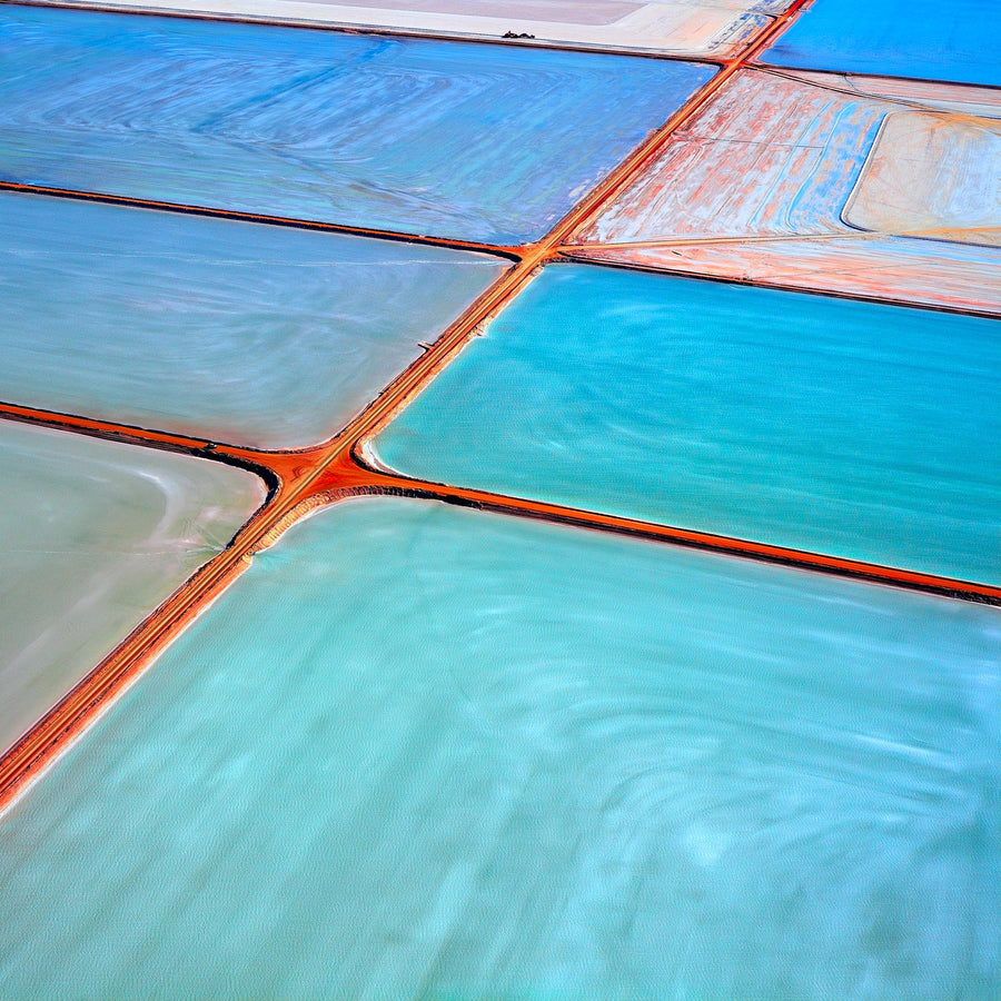 Salt, Dampier, Pilbara, North Western Australia | Christian Fletcher Photo Images | Landscape Photography Australia