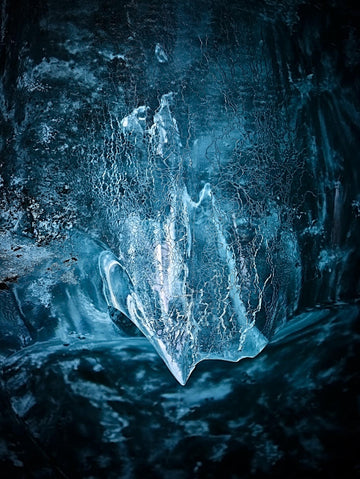 Ice Cave, Iceland | Christian Fletcher Photo Images | Landscape Photography Australia