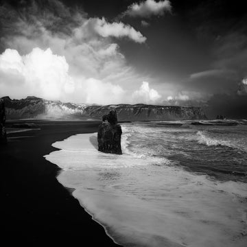 Reynisfjara Beach, Iceland | Christian Fletcher Photo Images | Landscape Photography Australia