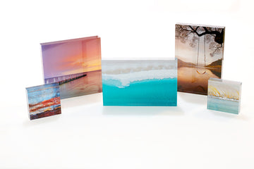 Acrylic blocks / Iceblocks | Christian Fletcher Photo Images | Landscape Photography Australia