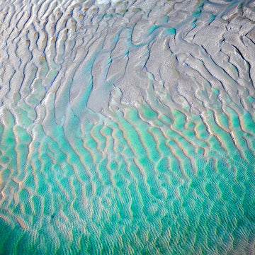 Sand Patterns, Broome, North Western Australia | Christian Fletcher Photo Images | Landscape Photography Australia
