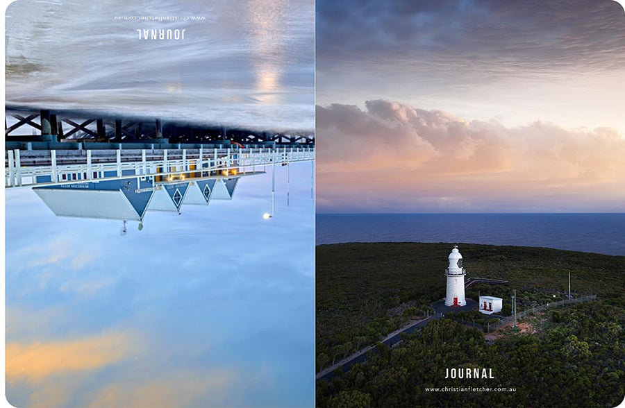 Journal - Busselton Jetty + Cape Naturaliste Lighthouse | Christian Fletcher Photo Images | Landscape Photography Australia
