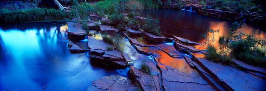 Dales Gorge, Pilbara, Karijini National Park, North West Australia | Christian Fletcher Photo Images | Landscape Photography Australia