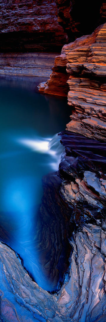 Hancock Gorge, Karijini National Park, Pilbara, North Western Australia | Christian Fletcher Photo Images | Landscape Photography Australia