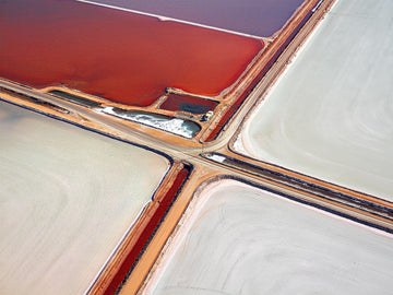 Salt, Dampier, North Western Australia - Christian Fletcher Gallery