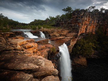 Eagle Falls, Kimberley, North Western Australia | Christian Fletcher Photo Images | Landscape Photography Australia