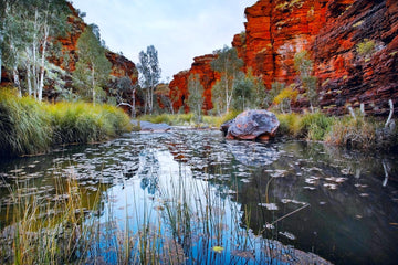 Kalamina Gorge Karijini, Pilbara, North Western Australia | Christian Fletcher Photo Images | Landscape Photography Australia