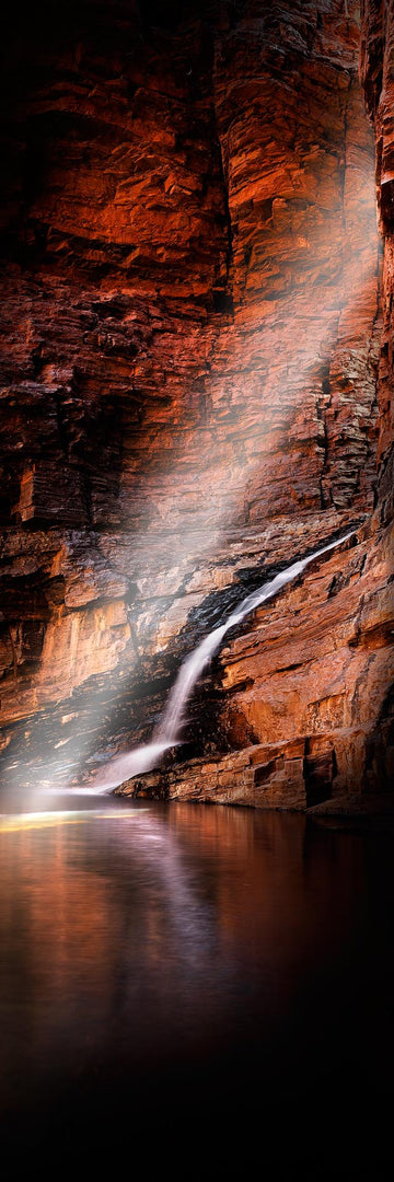 Handrail Pool, Karijini National Park, Pilbara, North Western Australia | Christian Fletcher Photo Images | Landscape Photography Australia
