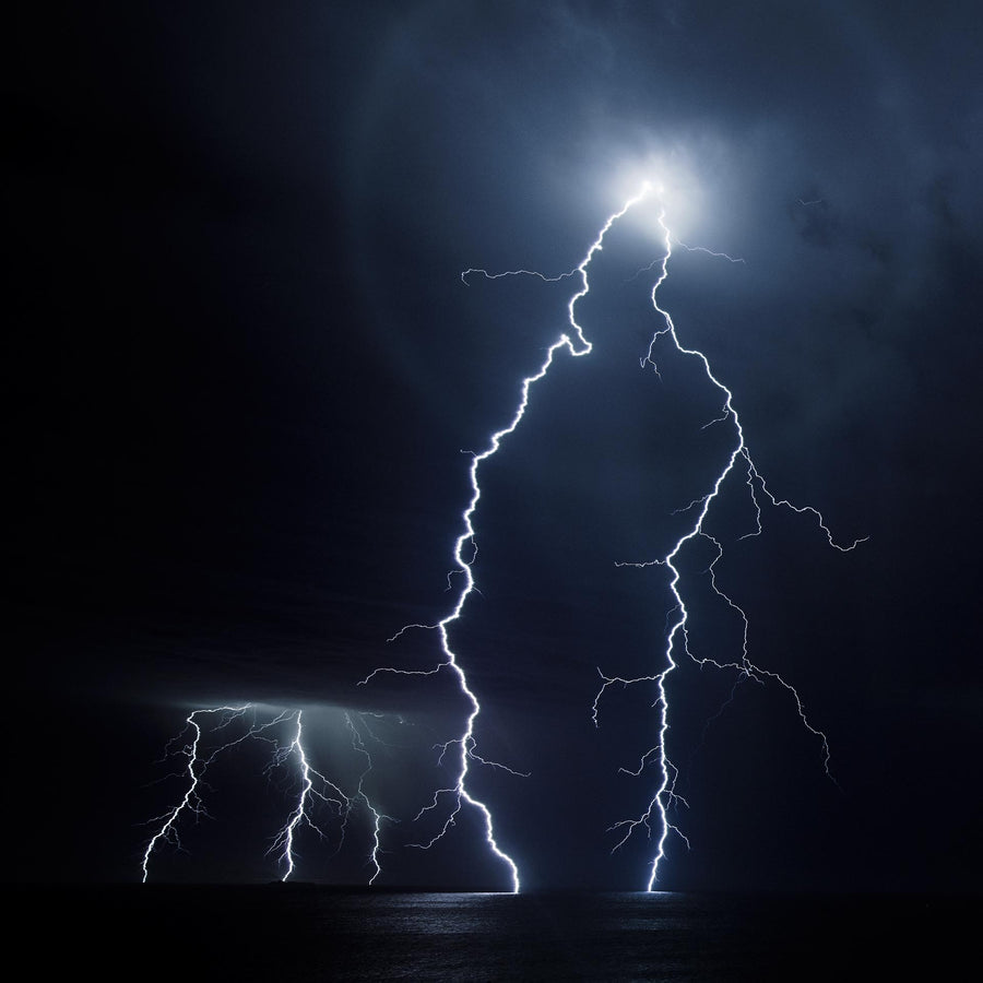 Lightning Storm, Wyadup, Western Australia, | Christian Fletcher Photo Images | Landscape Photography Australia