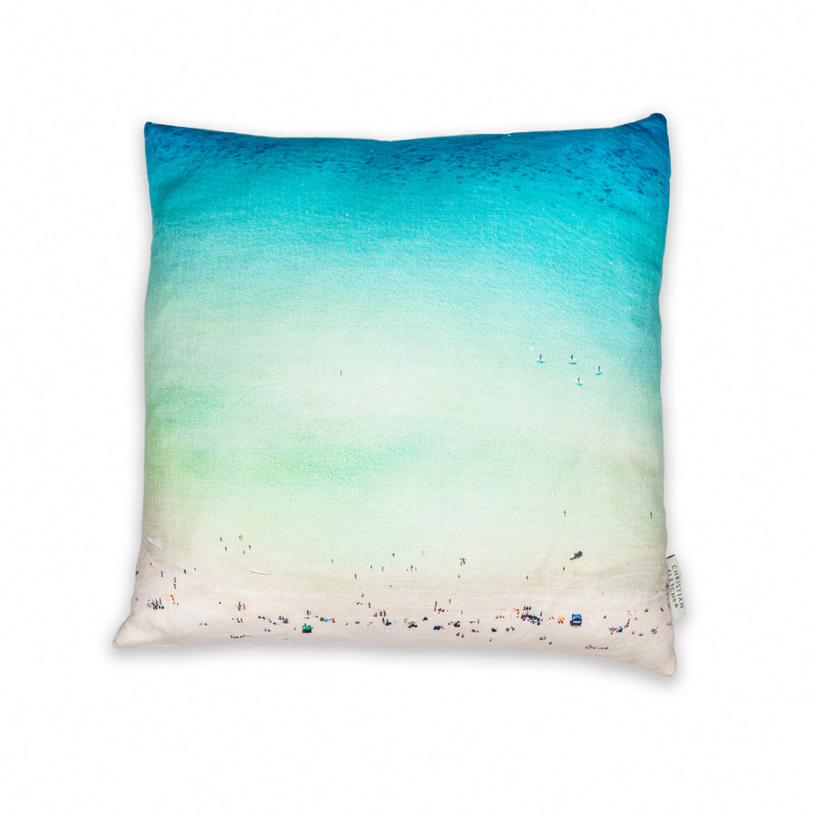 Cushion Cover 45x45xm - Meelup Beach, Western Australia