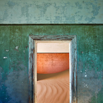 Kolmanskop, Namibia, Africa | Christian Fletcher Photo Images | Landscape Photography Australia