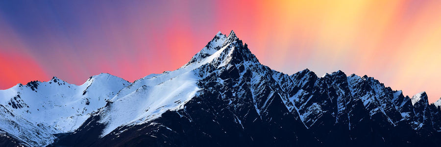 The Remarkables, New Zealand | Christian Fletcher Photo Images | Landscape Photography Australia
