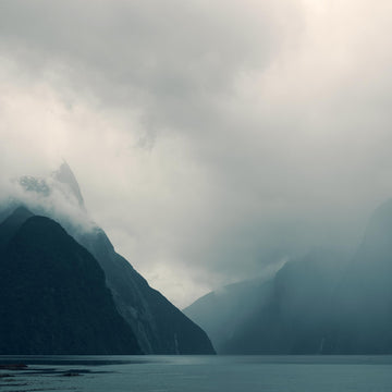 Milford Sound, New Zealand - Christian Fletcher Gallery