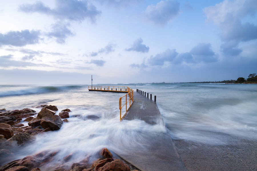 Old Dunsborough Boat Ramp, South Western Australia | Christian Fletcher Photo Images | Landscape Photography Australia