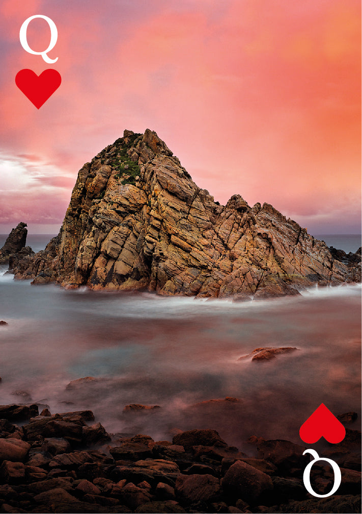 Playing cards | Christian Fletcher Photo Images | Landscape Photography Australia