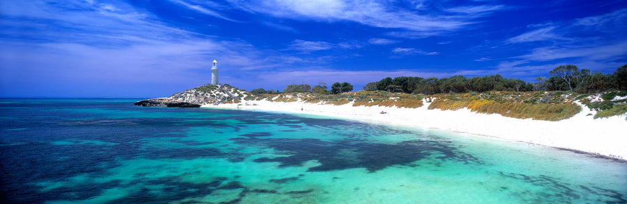Bathurst Lighthouse, Rottnest Island, Western Australia | Christian Fletcher Photo Images | Landscape Photography Australia