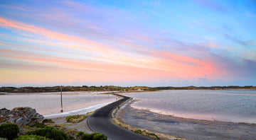 Salt Lake, Rottnest Island, Western Australia | Christian Fletcher Photo Images | Landscape Photography Australia