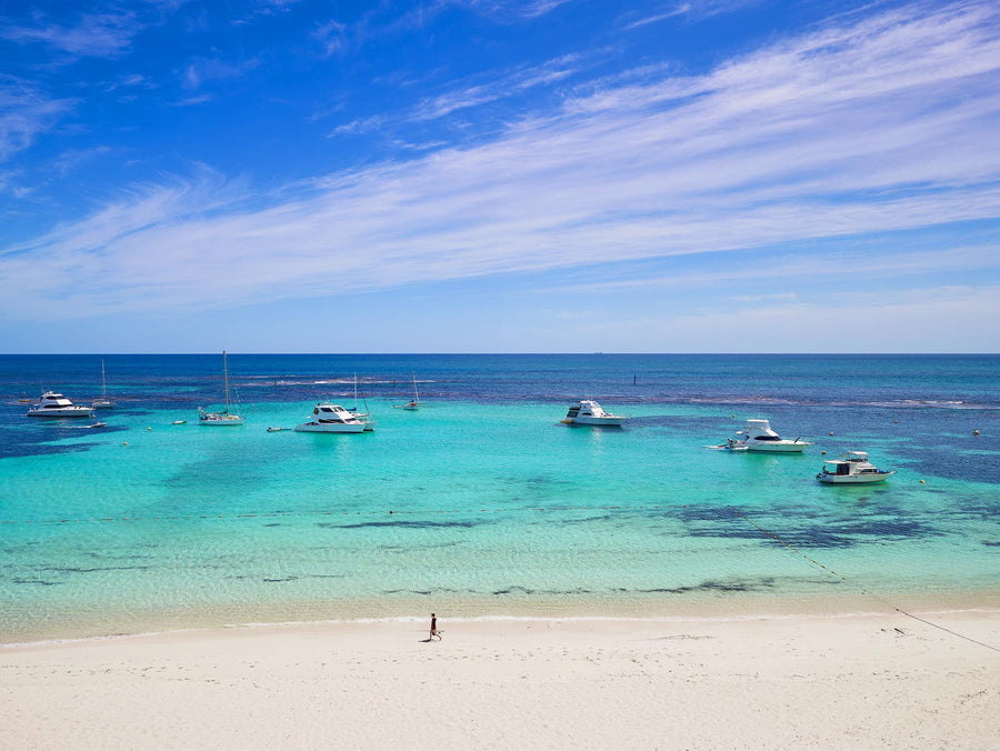 Longreach Bay, Rottnest Island, Western Australia | Christian Fletcher Photo Images | Landscape Photography Australia