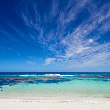Ricey Beach, Rottnest Island, Western Australia | Christian Fletcher Photo Images | Landscape Photography Australia