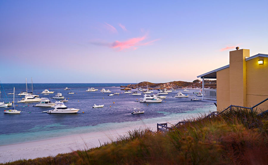 Geordie Bay, Rottnest Island, Western Australia | Christian Fletcher Photo Images | Landscape Photography Australia