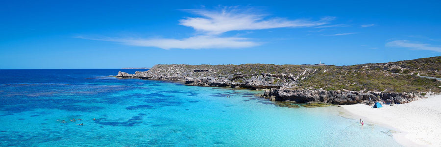 Little Salmon Bay, Rottnest Island, Western Australia | Christian Fletcher Photo Images | Landscape Photography Australia