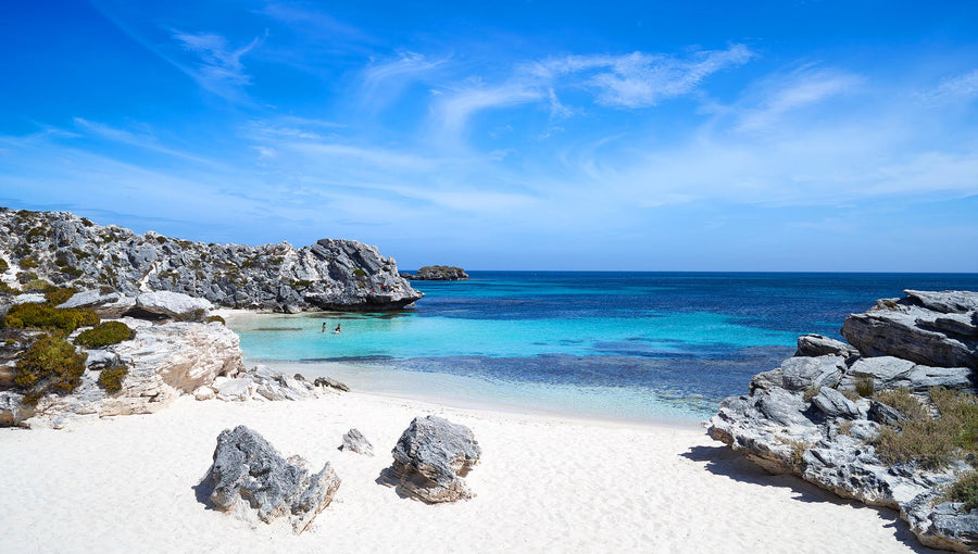 Little Parakeet Bay, Rottnest Island, Western Australia | Christian Fletcher Photo Images | Landscape Photography Australia