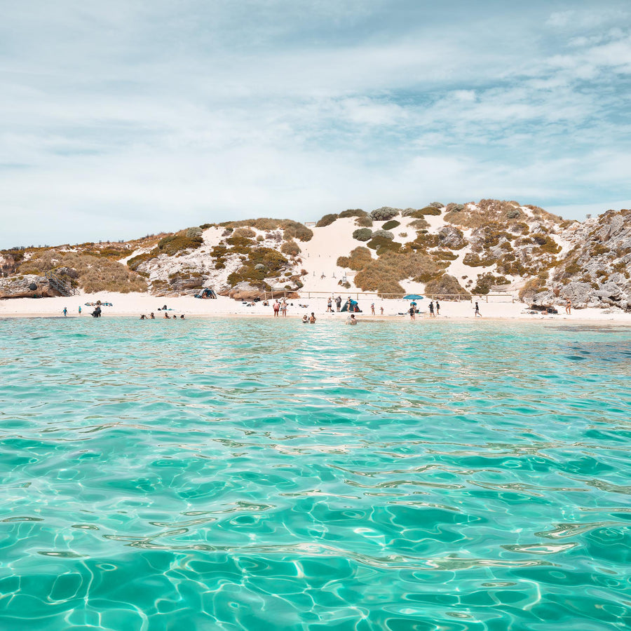 Little Parakeet Bay, Rottnest Island, Western Australia, LTD | Christian Fletcher Photo Images | Landscape Photography Australia